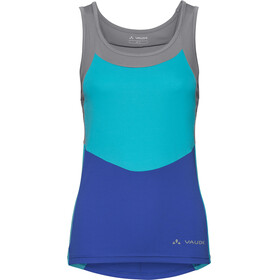 VAUDE Advanced III SL Tricot Women cyan